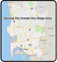 Serving the greater San Diego area
